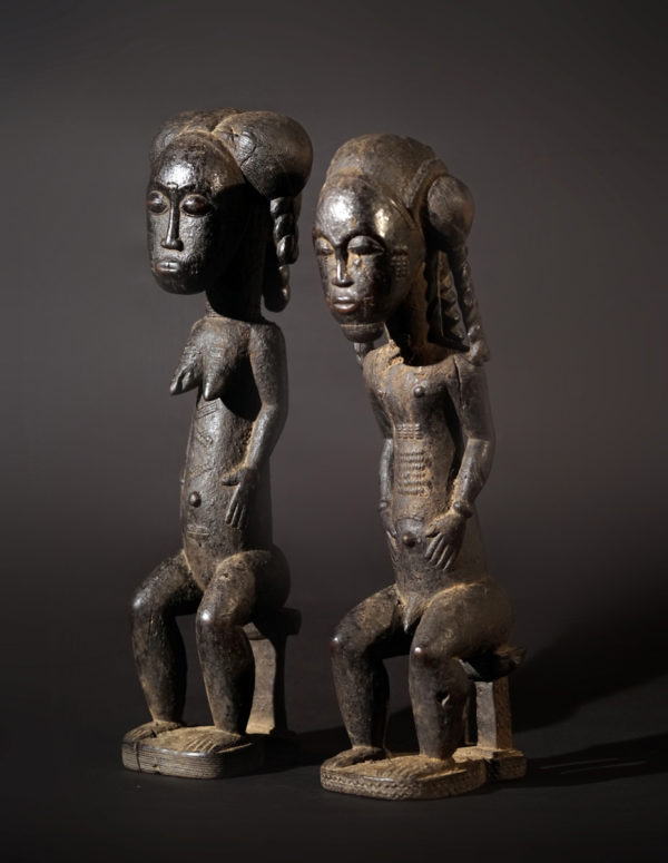A Baule couple