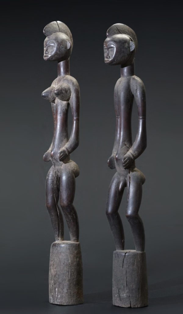 A Senufo couple