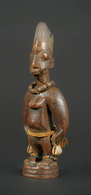 A female Ibeji