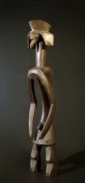 A Mumuye sculpture